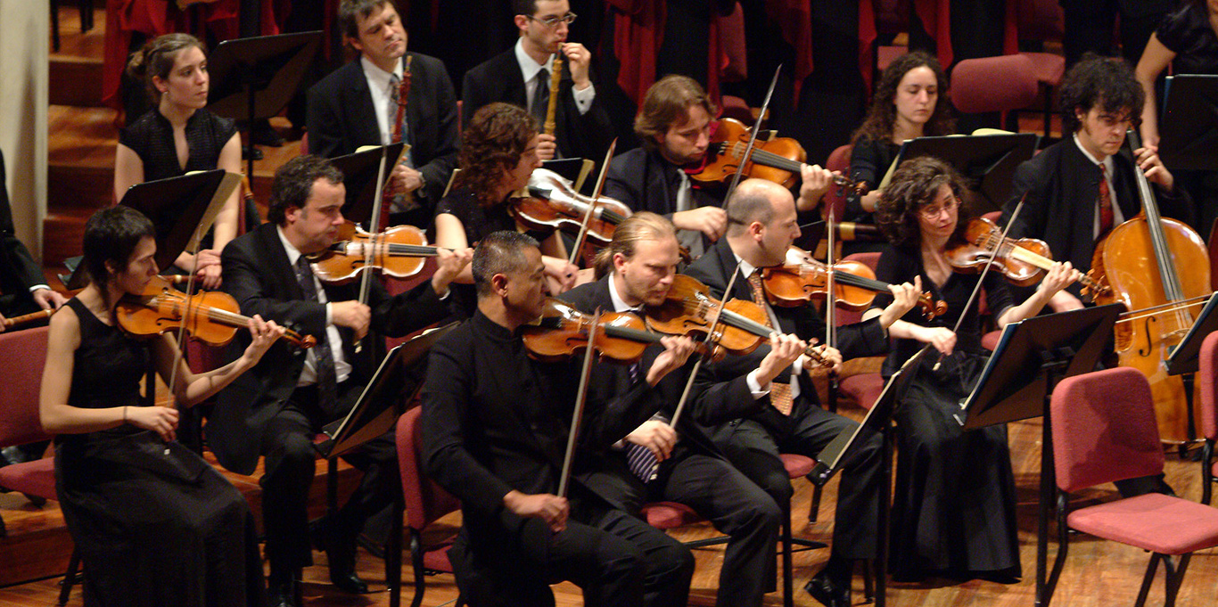CATALAN BAROQUE ORCHESTRA