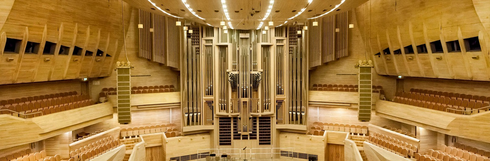 INTERNATIONAL HOUSE OF MUSIC OF MOSCOW